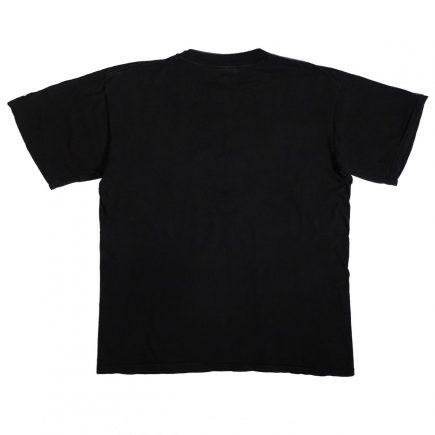 Anaheim Mighty Ducks Vintage Starter T Shirt 1993 Back