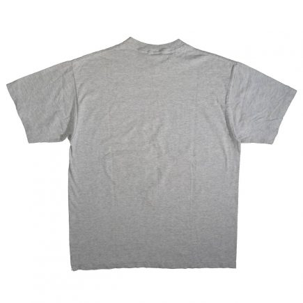 Brett Hull Vintage T Shirt 500 Career Goals St Louis Blues 1996 Back
