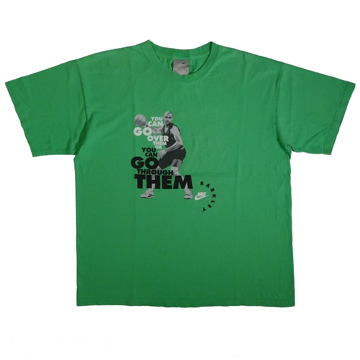 Charles Barkley Nike T-Shirt Front
