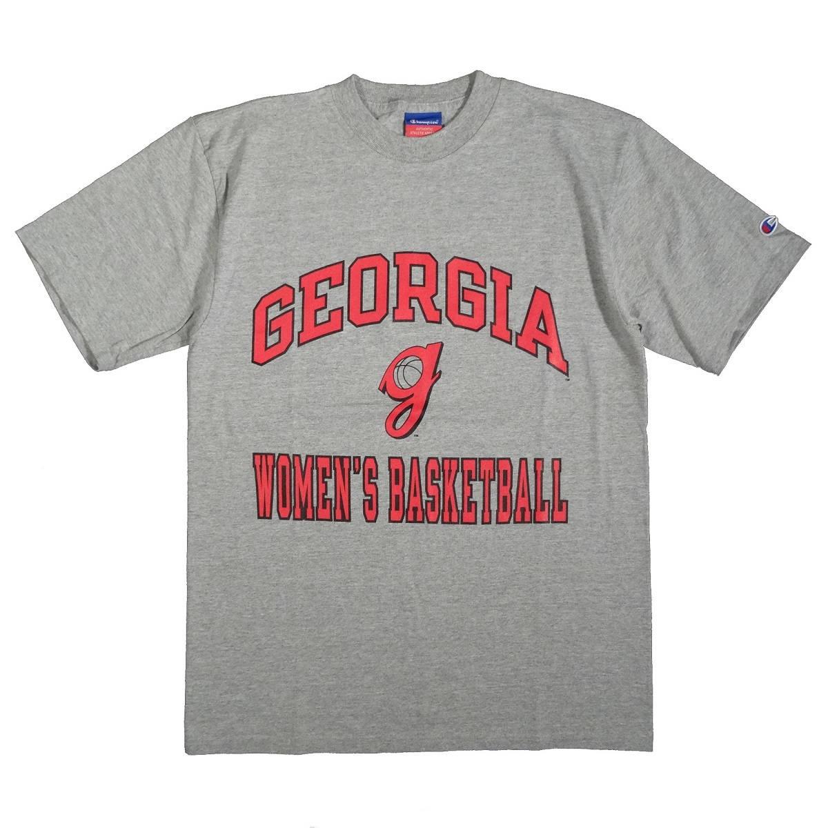Georgia Bulldogs Womens Basketball Champion T Shirt Front