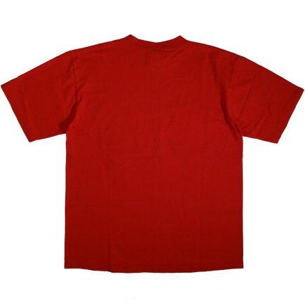Houston Rockets Hakeem Olajuwon Sam Cassell Vintage T-Shirt Back