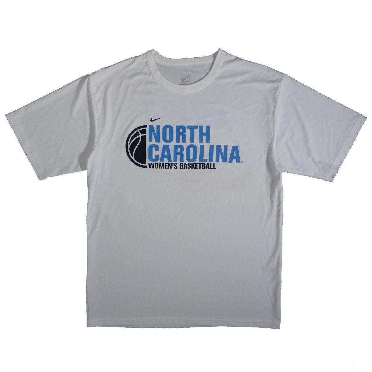 North Carolina Womens Basketball Nike Shirt Front