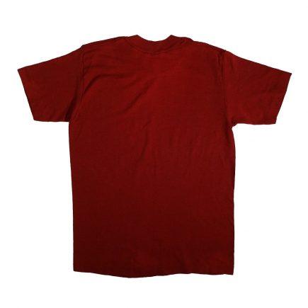 Oklahoma Sooners Vintage Velva Sheen T Shirt Back