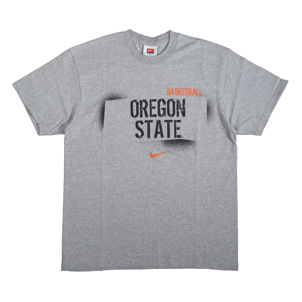 Oregon State Beavers Basketball Nike Just Do It T Shirt Front