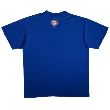 Philadelphia Phillies Baseball Nike T Shirt Size Large Back
