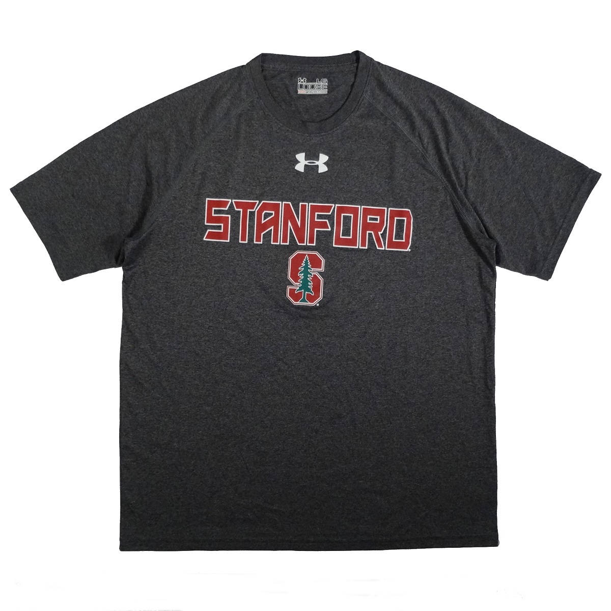 Stanford Cardinal Under Armour Shirt Front