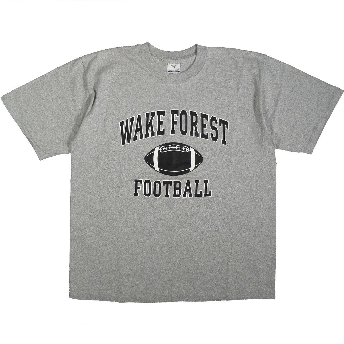Wake Forest Demon Deacons Football T Shirt Front