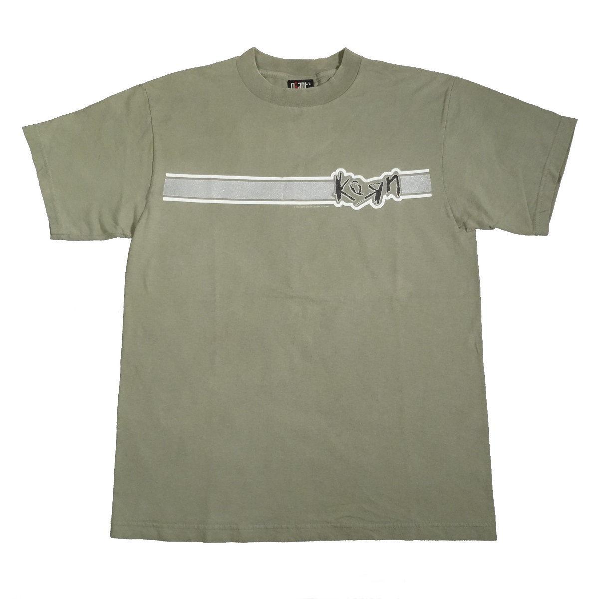 Korn Vintage 1996 T Shirt Front