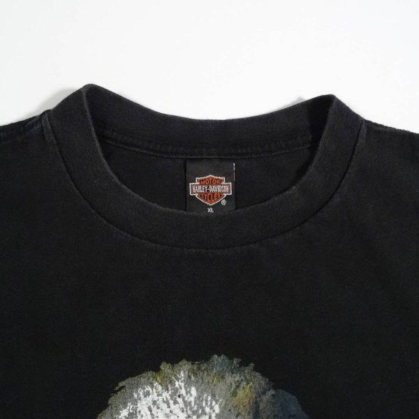 Milwaukee Wisconsin Harley Davidson Vintage T Shirt Front