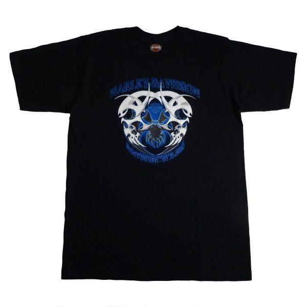 Pompano Beach Florida Harley Davidson T Shirt Front