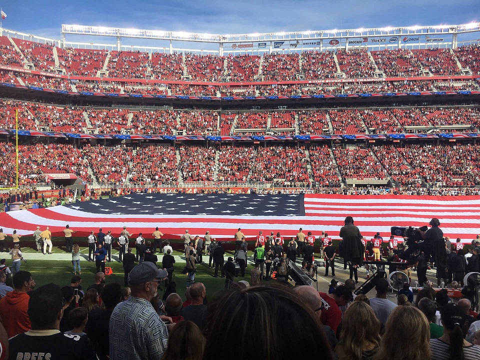 image football game usa flag star spangled gallery above footer