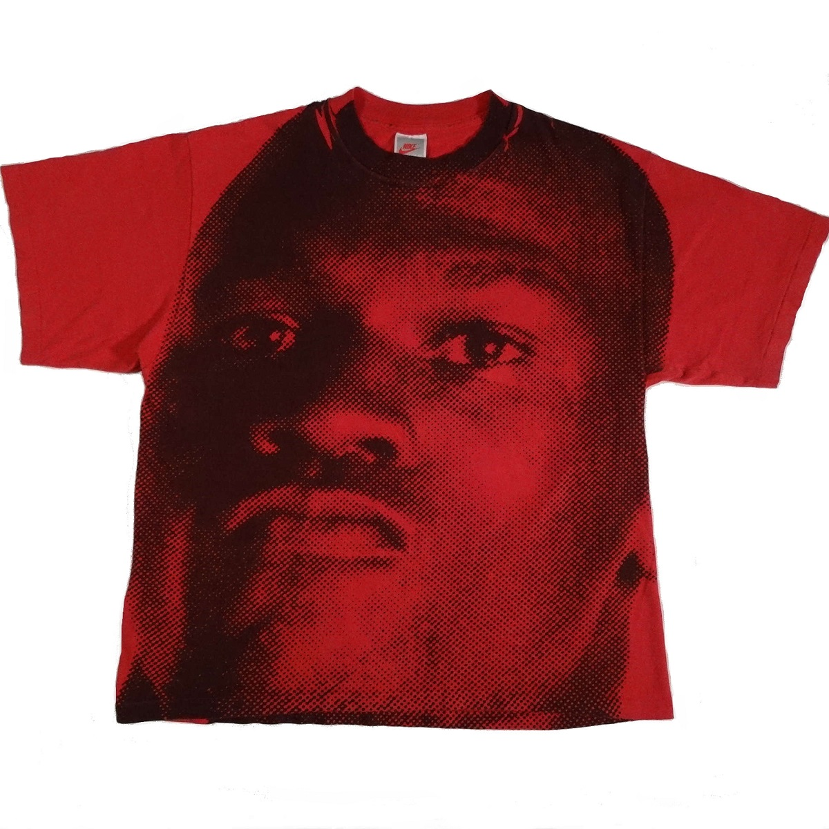 Vintage 90's Nike Air Jordan T Shirt image on front of shirt