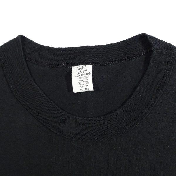 Heart Brigade World Tour 1990 vintage concert t shirt collar tag