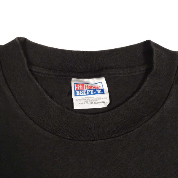 easyriders motorcycle las vegas vintage shirt collar tag