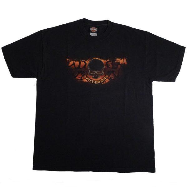 sanford florida seminole harley davidson t shirt front