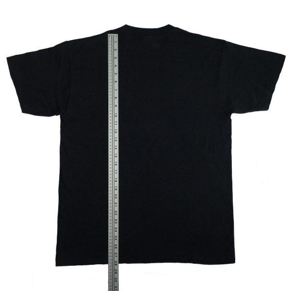 vintage 80s harley davidson eagle holoubek t shirt length measurements