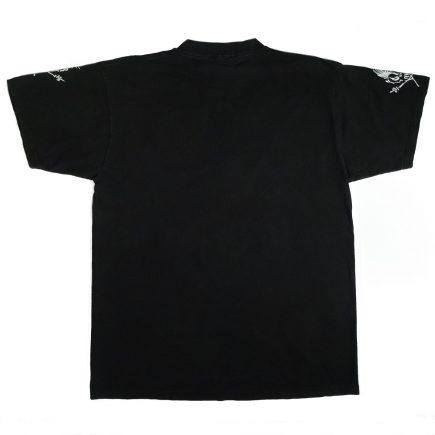 metallica nowhere else to roam vintage 1993 pushead t shirt back of shirt