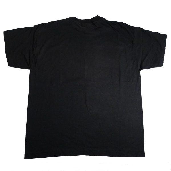 springer softail harley davidson vintage 90s t shirt back of shirt