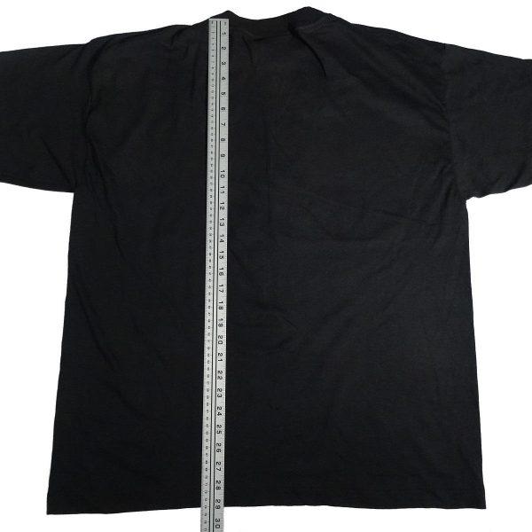 springer softail harley davidson vintage 90s t shirt length measurements