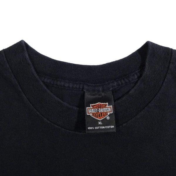 temecula california vintage 90s harley davidson t shirt collar size tag