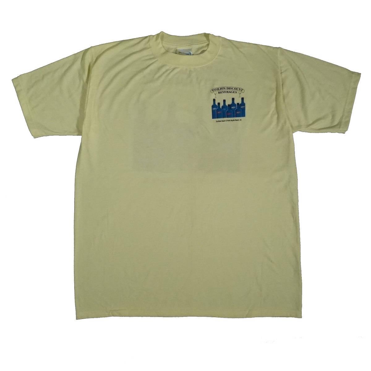 skyy vodka myrtle beach liquor vintage shirt front of shirt