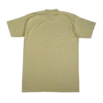 kiss my grits jim dandy vintage 70s t shirt back of shirt