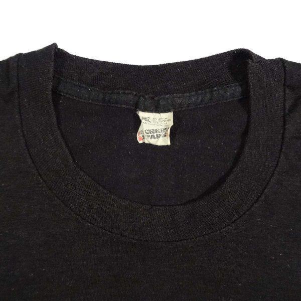 boot hill saloon daytona bike week 1986 vintage t shirt collar size tag