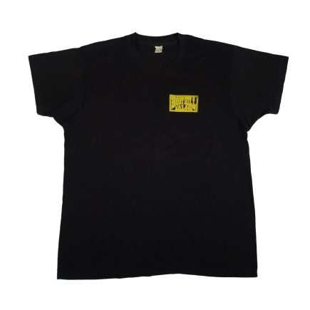 boot hill saloon daytona bike week 1986 vintage t shirt front of shirt