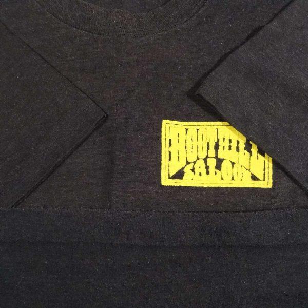 boot hill saloon daytona bike week 1986 vintage t shirt single stitch hems