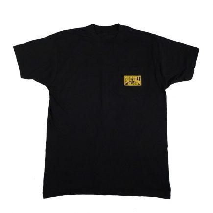 boot hill saloon daytona bike week 1988 vintage t shirt front of shirt