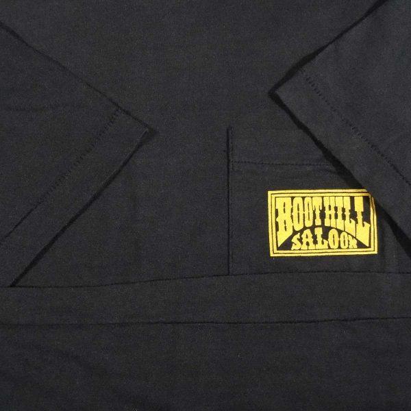 boot hill saloon daytona bike week 1988 vintage t shirt single stitch