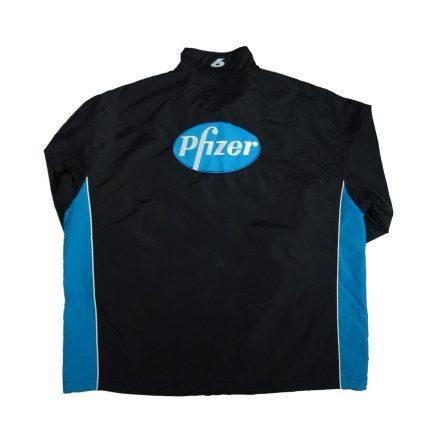 mark martin pfizer racing nascar jacket back