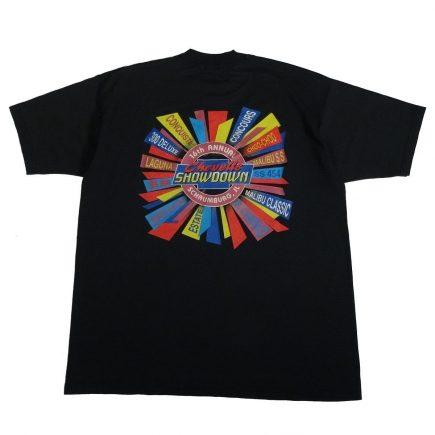 national chevelle owners association vintage t shirt back
