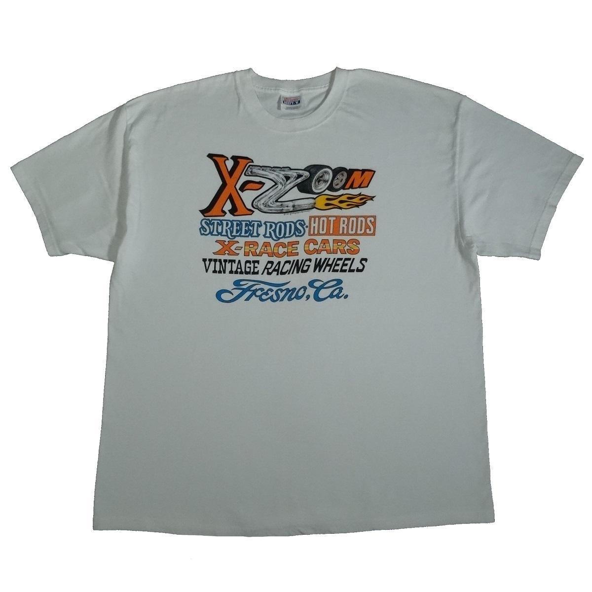 vintage racing wheels t shirt front of shirt