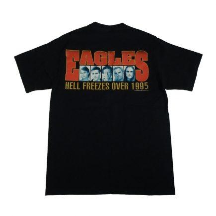 eagles hell freezes over vintage 90s concert t shirt back