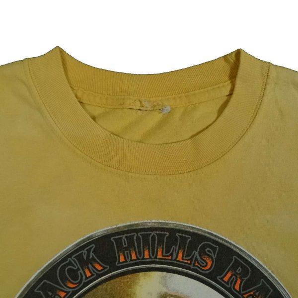 sturgis 2006 harley davidson t shirt devils tower collar missing size tag