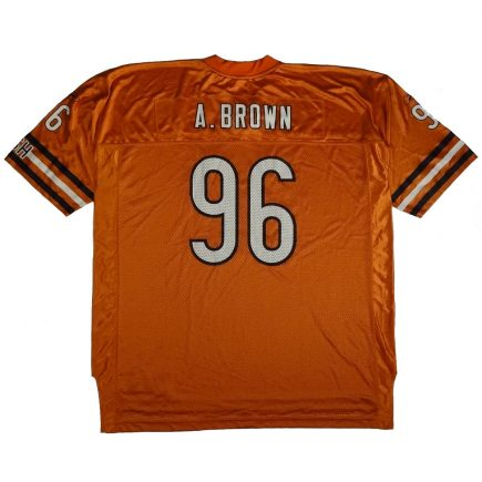 alex brown chicago bears jersey back