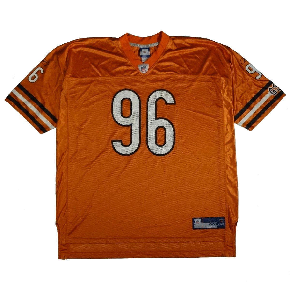 alex brown chicago bears jersey front
