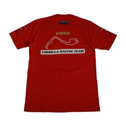 monaco grand prix racing futuro pilota t shirt back