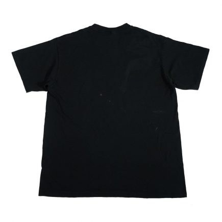ninja roller coaster georgia vintage 90s t shirt back