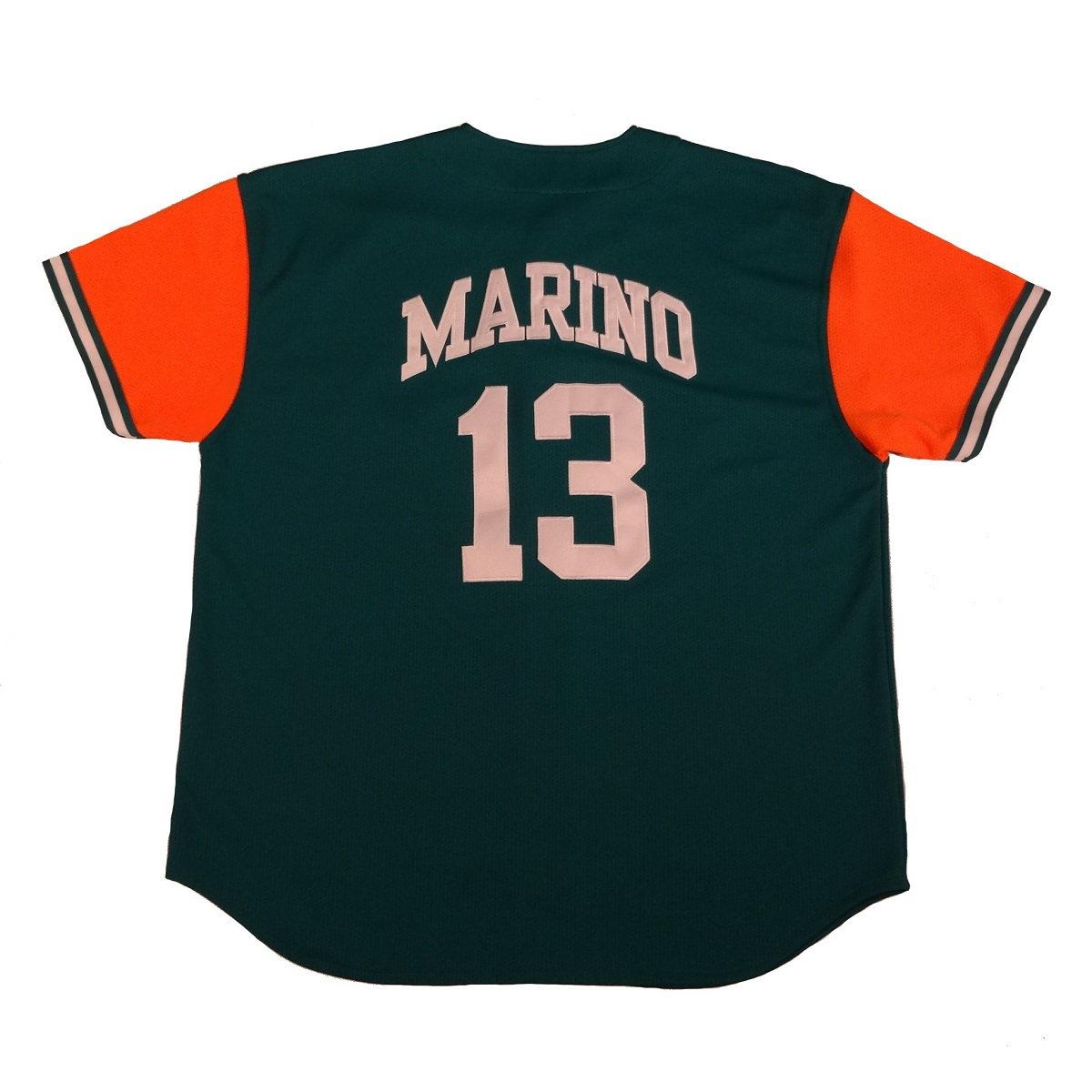 dan marino miami dolphins vintage starter jersey back