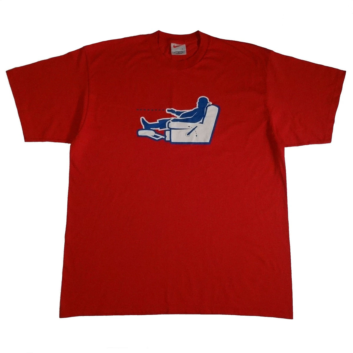 nike channel surfing vintage t shirt front