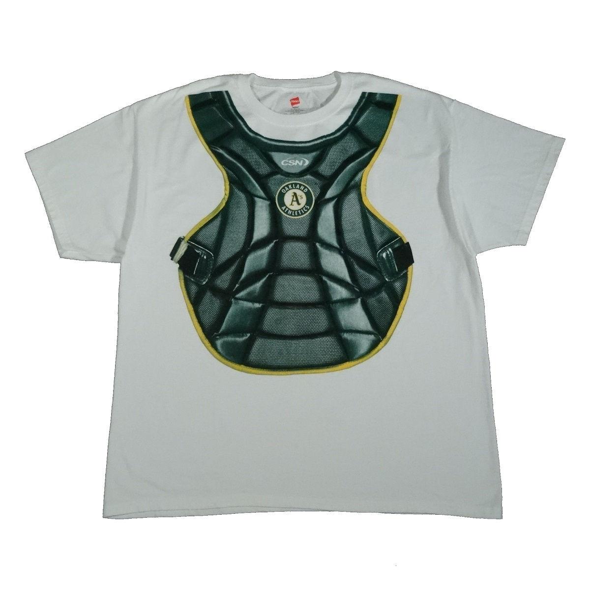 oakland athletics comcast sga t shirt front