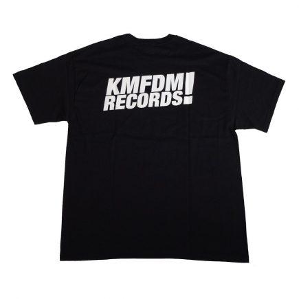 kmfdm hau ruck t shirt back