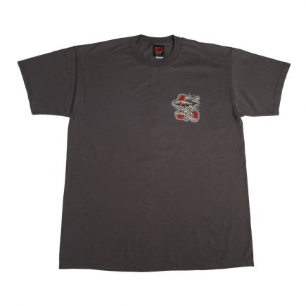 lucky 13 vintage t shirt front