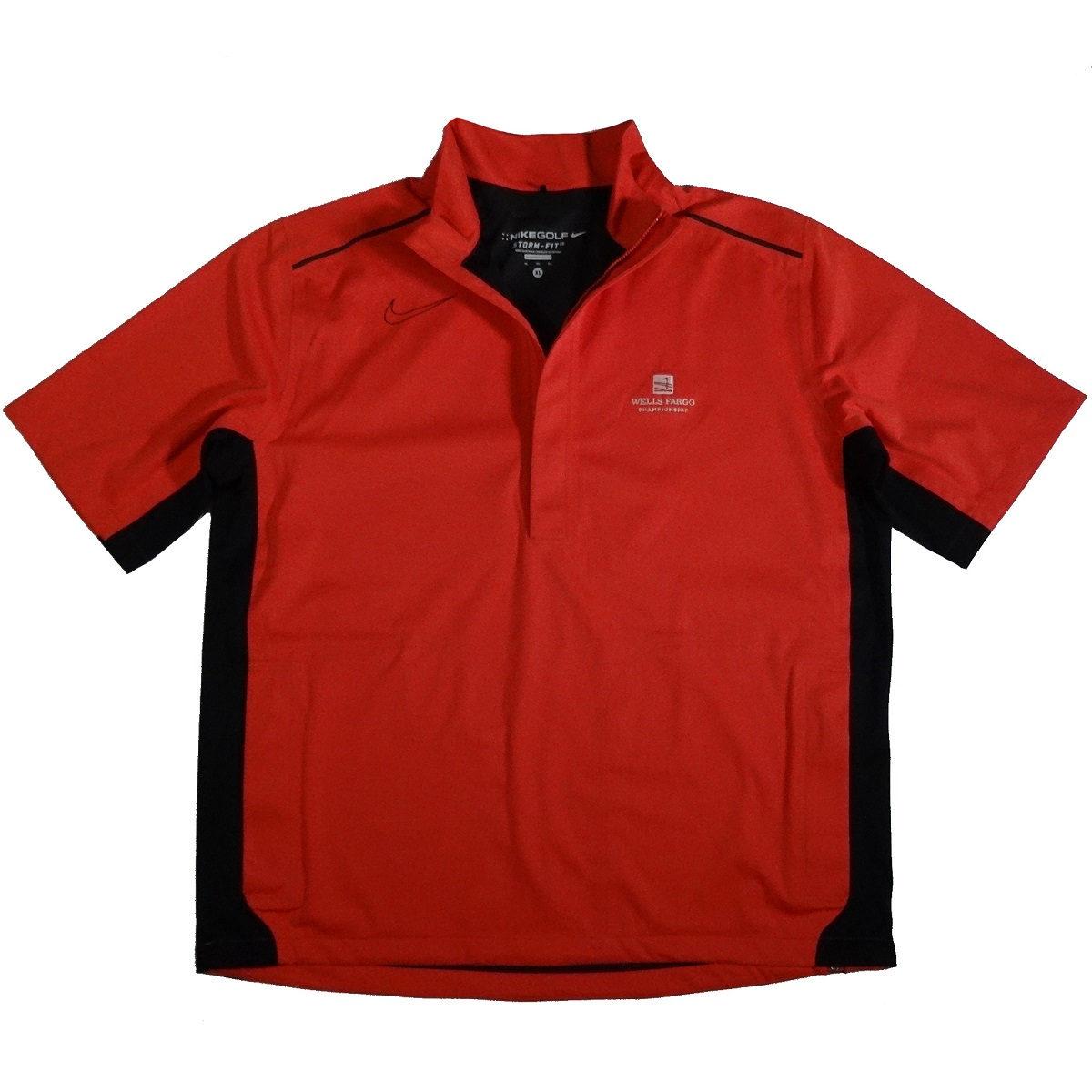 nike golf wells fargo championship storm fit 10 jacket front